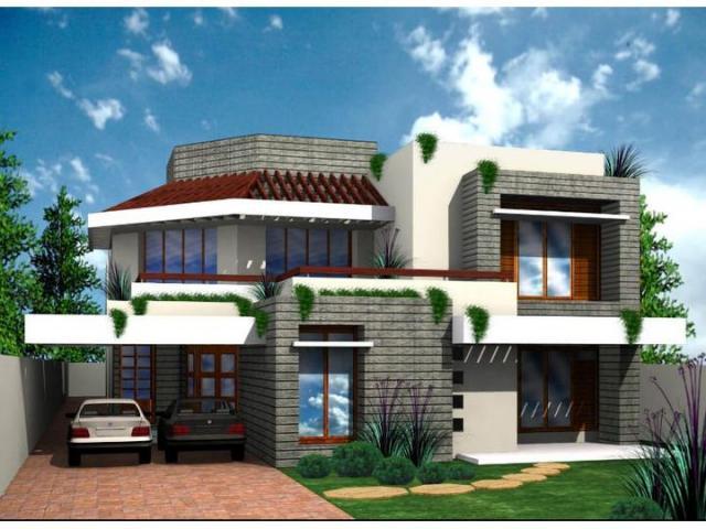 Plans de maisons à 25 000 FCFA - 1/2