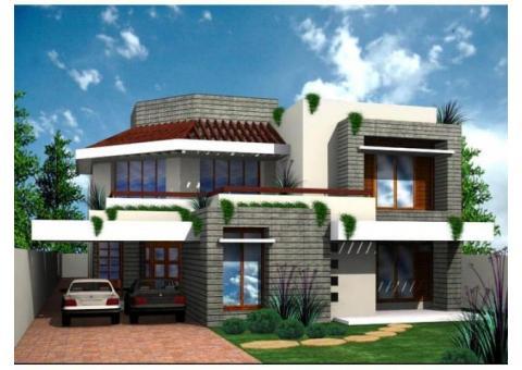 Plans de maisons à 25 000 FCFA
