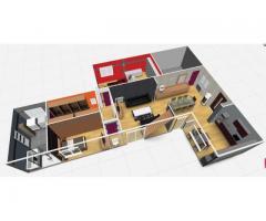 Plans de maisons à 25 000 FCFA - 2/2
