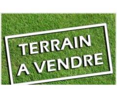 TERRAIN A VENDRE - 1/1