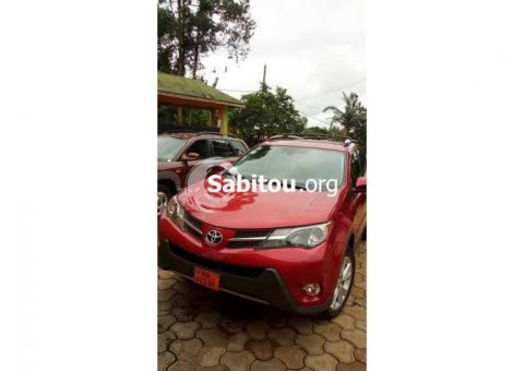 Rav 4 2015 full options limited