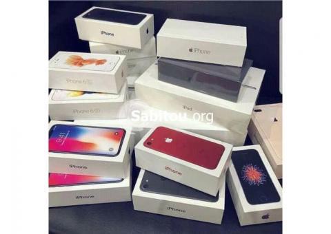 Téléphone Android & IOS disponible