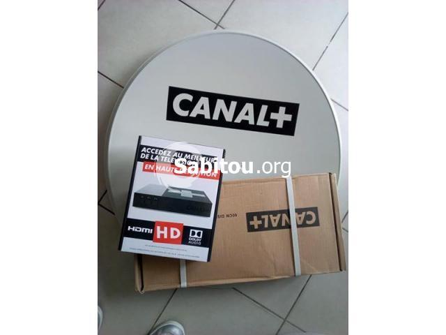 Promo décodeur HD avec abonnement - 1/3