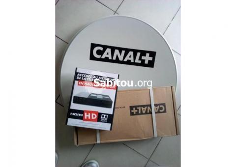 Promo décodeur HD avec abonnement
