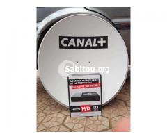 Abonnement canal + avec décodeur HD - 1/2