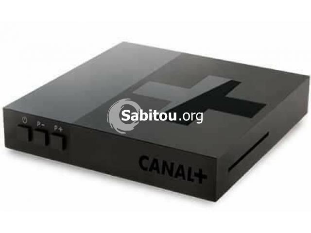 Abonnement canal + avec décodeur HD - 2/2