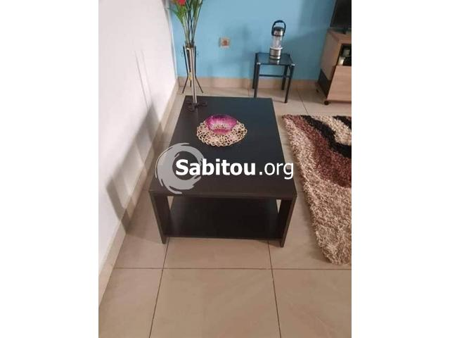 Table basse - 1/2