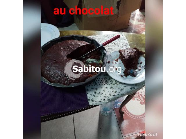 Gâteau fait maison - 5/5