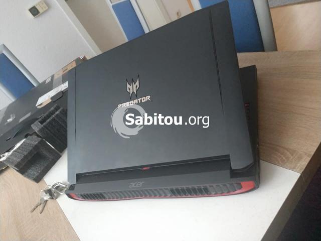 Notebook gaming en vente en Provenance d allemagne - 1/5