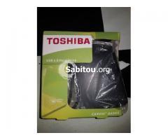 Disque dur externe Toshiba 500g - 1/1