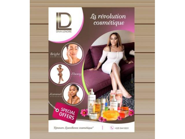 Support de communication commerciale - 1/1