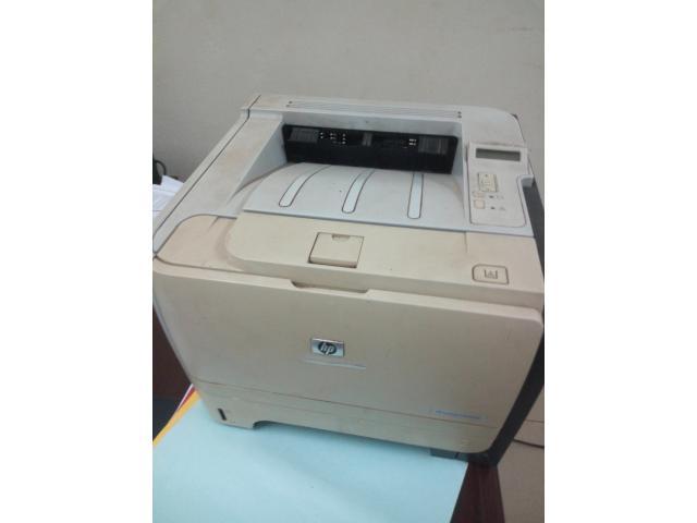 Imprimante laser HP 2055n - 1/3