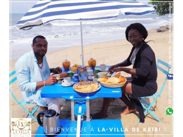 La Villa de Kribi - Guest House & Boutique - 1/2