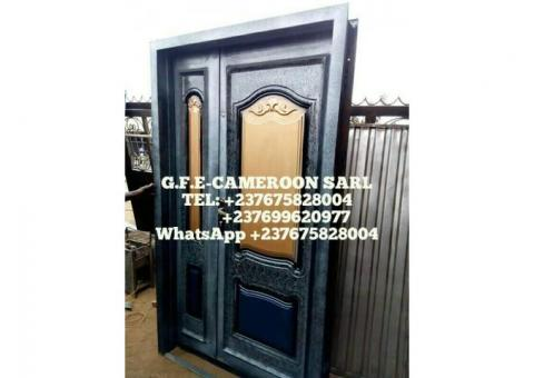 G.F.E -CAMEROON SARL    luxury metal doors