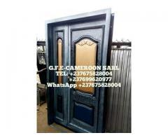 G.F.E -CAMEROON SARL    luxury metal doors - 1/3