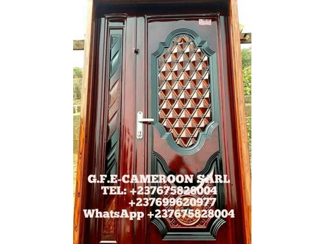 G.F.E -CAMEROON SARL    luxury metal doors - 2/3