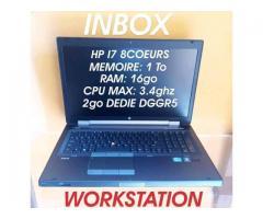 Hp workstation - 1/2