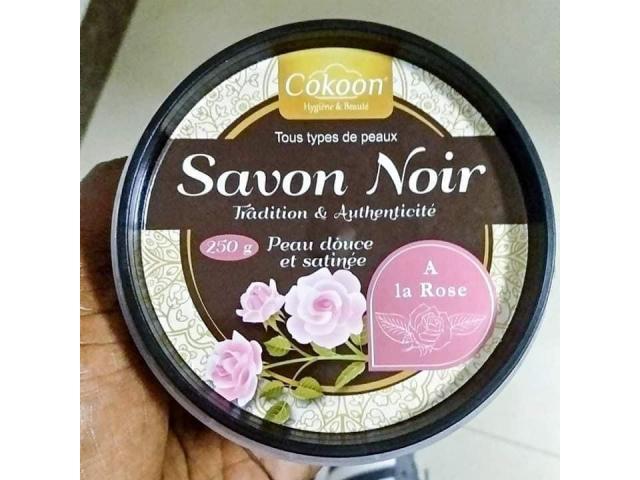 Savon noir  Maroc - 1/2