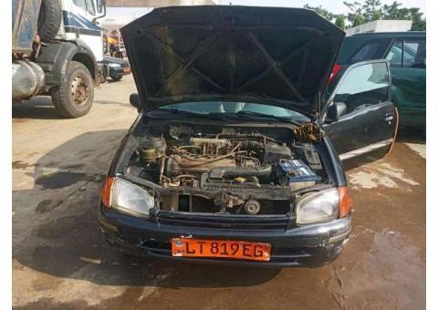 Toyota starlette