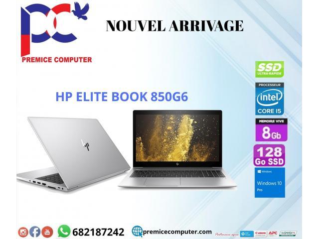 Ordinateur HP ELITEBOOK 850 G6 - 1/1