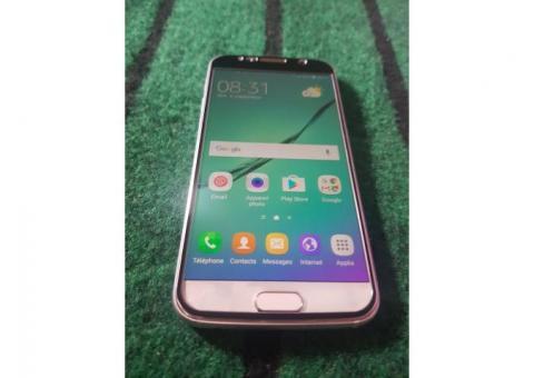 Samsung Galaxy s6  et Samsung galaxy A70