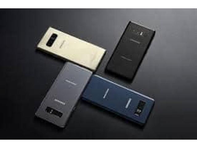 Samsung Note 8 - 1/2