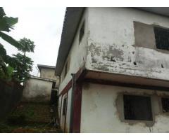 DUPLEX à vendre à Douala PK 12