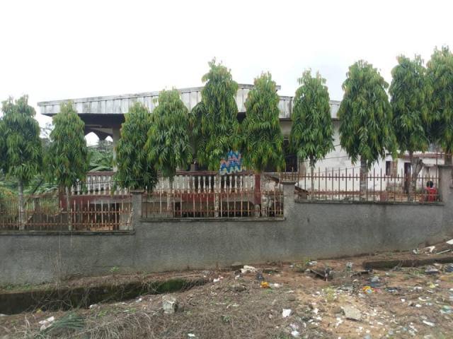 DUPLEX à vendre à Douala PK 12 - 2/7