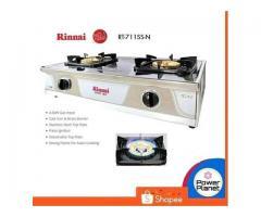 Plaque a gaz de marque Rinnai