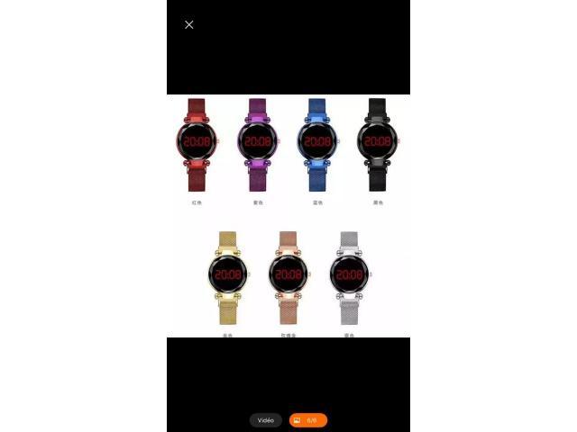 Tres jolies montres electroniques - 2/6