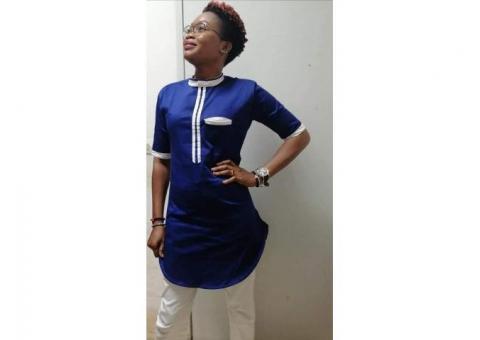 Mode et classe Africian