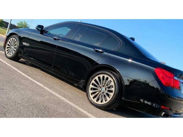 BMW 7series - 1/4