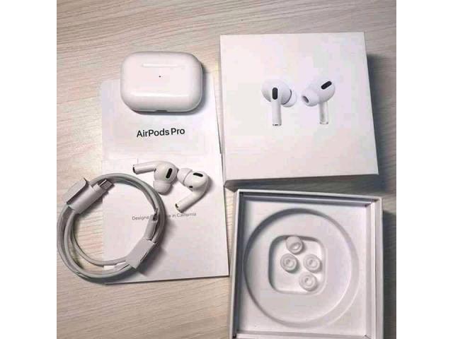 Airpods 2 et Airpods Pro , compatible avec IOS(IPHONE) , XOS et ANDROÏD. - 3/4