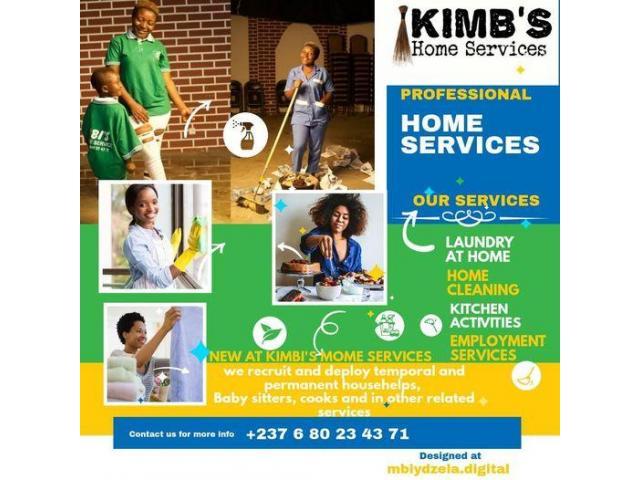Kimbi ' s Home Services - 1/1