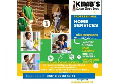 Kimbi ' s Home Services