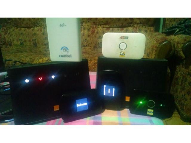 J'achète des modems wifi et Flybox fonctionnel ou en panne - 1/2