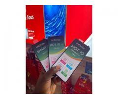 Infinix smart 5, Infinix hot 10 lite, Infinix hot 10 neuf boutique avec facture et garantie