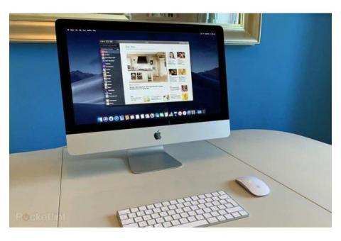 iMac 2014.  intel core I5