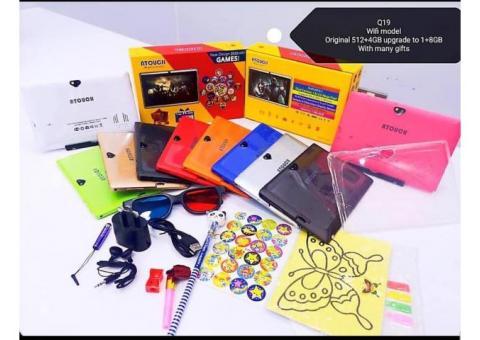 Tablette educative pour enfants et autres articles