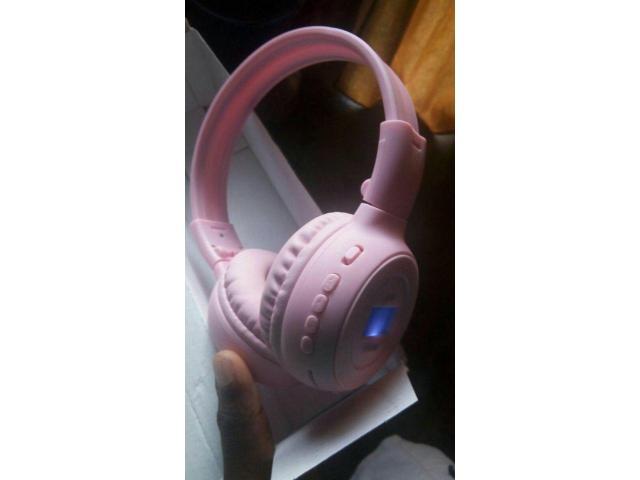 CASQUE Bluetooth  - 1/5