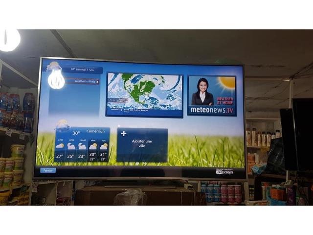 SMART TV INCURVÉ  - 5/15