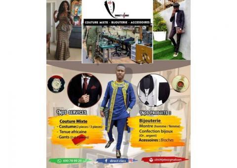 Maison de couture Direct class