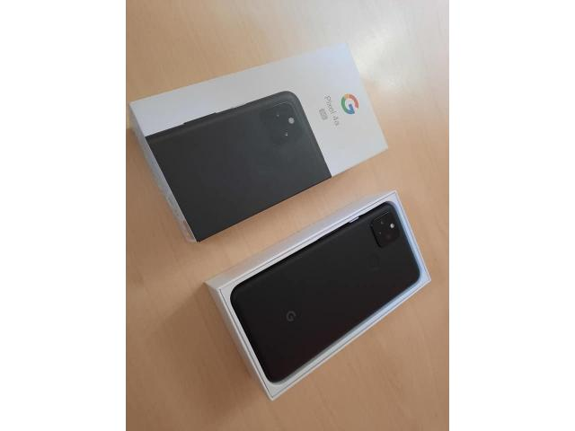 Google Pixel 4a 5G - 2/6