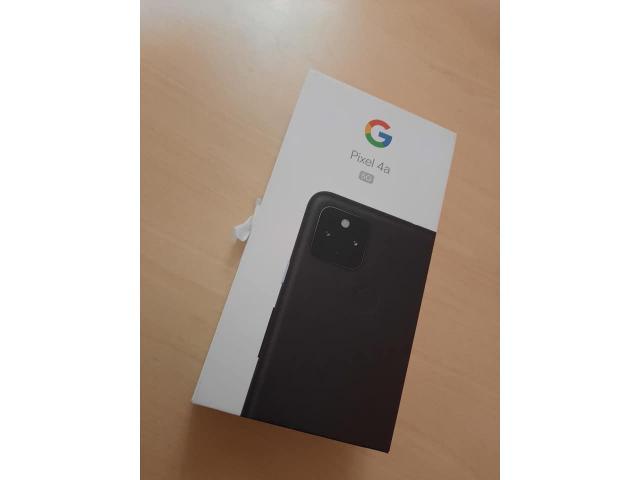 Google Pixel 4a 5G - 3/6