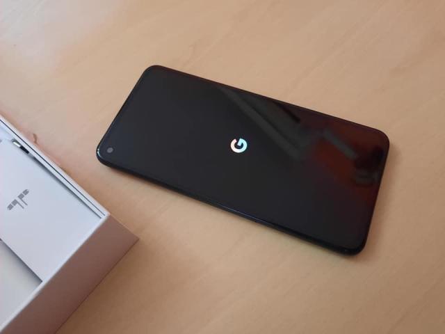 Google Pixel 4a 5G - 4/6