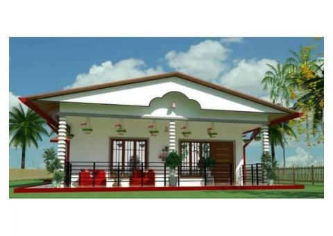 Conception etude et réalisation villa