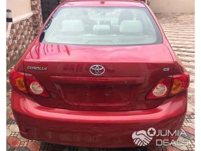 Toyota Corolla 2003 - 6/6
