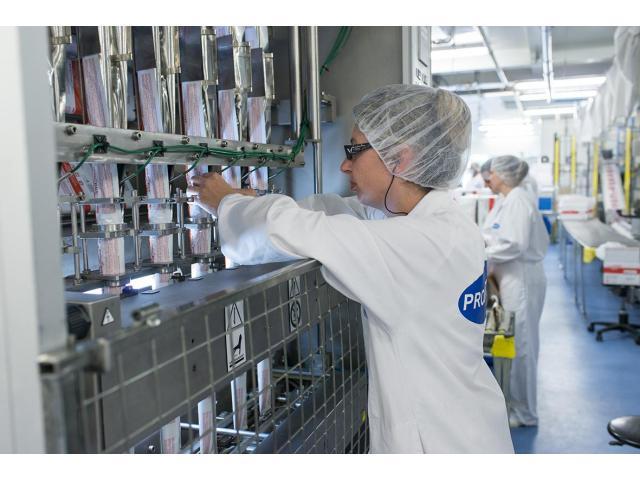 Contrôleur qualité en industrie agroalimentaire (H/F) - 1/1