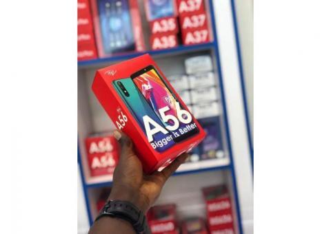 ITEL A56  16GB 1GB RAM - NEUF SCELLÉ