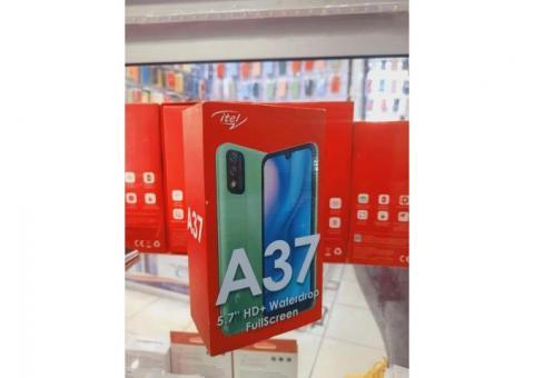 ITEL A37 16GB 1GB RAM - NEUF SCELLÉ